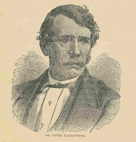 David Livingstone - David Livingstone's Travels